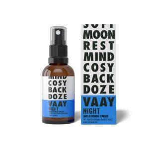 Melatonin Spray zum Einschlafen