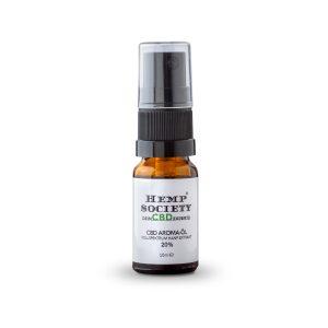 Hemp Society CBD Aroma Öl 20%