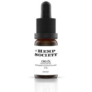 Hemp Society CBD Öl 5%