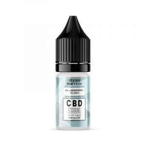 Fruity Premium CBD E-Liquid Blueberry Kush