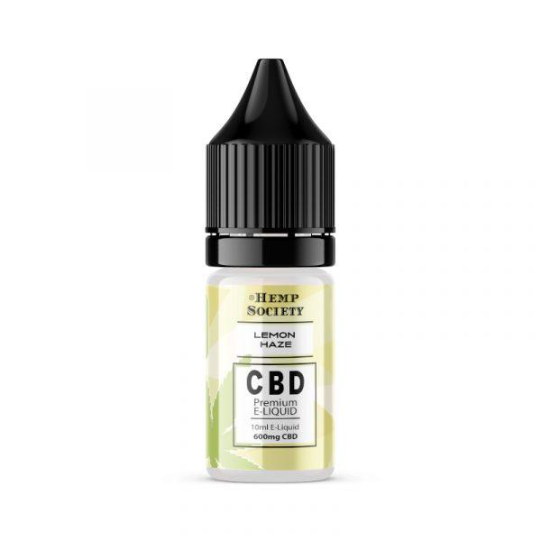 Fruity Premium CBD E-Liquid Lemon Haze